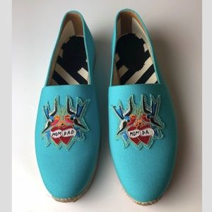 Christian Louboutin Mom and Dad Espadrilles 42
